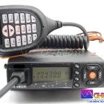 IC-V8500 MINI หน้าดำ วิทยุโมบายขนาดเล็ก 2 ย่าน VHF/CB 25W.