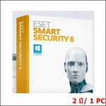 ESET Smart Security 9 2 ปี/ 1PC (เฉพาะ Key-code)