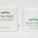 Dewy Tree 7 Cut Facial Cream ดิวอี้ ทรี ครีมบำรุงผิวหน้าให้ความชุ่มชื้นและกระจ่างใส