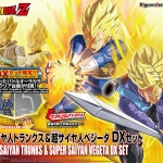 Figure-rise Standard SUPER SAIYAN TRUNKS & SUPER SAIYAN VEGETA DX SET
