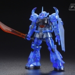 [Expo] HGUC 1/144 Gouf Clear Color Ver.