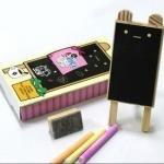 [B40] กระดานดำตั้งโต๊ะ-mini Black Board