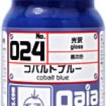 024 Cobalt Blue
