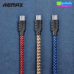 สายชาร์จ Micro USB Remax Super Nylon Data แท้ 100% ราคา 85 บาท ปกติ 240 บาท