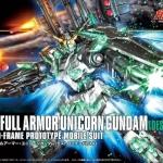 HGUC 1/144 FULL ARMOR UNICORN GUNDAM (DESTROY MODE)