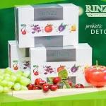 Rinze Alfalfa Detox รินเซ่ ดีท็อกซ์ ชงดื่ม พุงยุบ ลำไส้สะอาด ธรรมชาติ100%