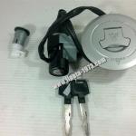 (Honda) ชุดสวิทช์กุญแจชุดใหญ่ Honda MSX 125 i ชุดใหญ่ แท้