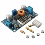DC-to-DC Step Down XL4015 Module (5A) with Voltmeter