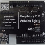 Raspberry Pi to Arduino Shield Connection Bridge