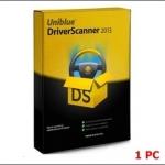 Uniblue DriverScanner 2014 1ปี/ 1PC (เฉพาะ Key-code)