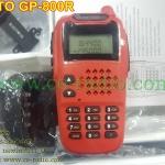 New MOTO GP-800R เครื่องแดง 2ย่าน VHF/CB