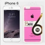ฟิล์มกันรอย iPhone 6 เต็มจอ Glass Protector Flash Powder ราคา 65 บาท ปกติ 300 บาท