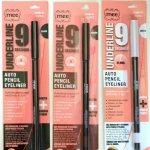 Mee Underline 9 Seconds Auto Pencil Eyeliner ดินสอเขียนขอบตาแบบออโต้ เนื้อเจล