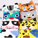 ถุงเท้าเกาหลีลายสัตว์น่ารัก มี6ลาย ขายขาดทุนไปเลยจร้า [ขนาดเท้า35-42]