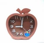 นาฬิกาปลุกแอปเปิ้ล รหัส 1604