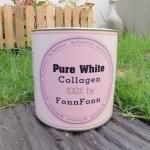 Pure White Collagen 100% by FonnFonn คอลลาเจนสดเพียว ผิวดีมีออร่า