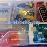 Arduino UNO R3 (แท้ Made in Italy) + Starter Kit 3 + Book Set (ETT+AppSoftTech)