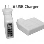 ที่ชาร์จ 6 USB Charger