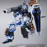 METAL BUILD Gundam Astray Blue Frame (Full Weapon Equipment)