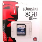SD Card 8GB (Class 4) with NOOBS V1.4.1