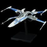 1/144 BLUE SQUADRON RESISTANCE X-WING FIGHTER [STAR WARS: THE LAST JEDI]