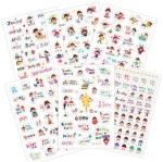 สติ๊กเกอร์ชุด : Minzzang Sticker