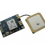 Ublox NEO-M8N GPS Module + Free Antenna (UART Interface)