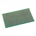 Through hole Universal Prototyping PCB Board size 9x15 cm (แผ่น PCB ไข่ปลา 2 หน้า)