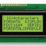 LCD 1604 Module 16x4