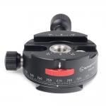 IRC-64 Panoramic indexing rotator panning clamp / Sunwayfoto
