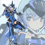 FRAME ARMS GIRL STYLET