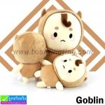 ตุ๊กตา Goblin ราคา 235-380 บาท