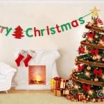 D.I.Y. - ชุดตัวอักษรปาร์ตี้ Merry Christmas