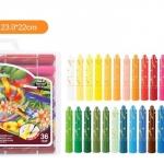 Amos Crayons 36