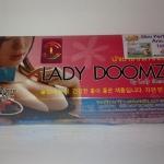 Lady Doom เลดี้ดูม อกฟู รูฟิตผลิตจากสมุนไพรธรรมชาติ และสมุนไพรจีน มีประโยชน์ต่อสตรีช่วยปรับสมดุลฮอร์โมนเพศ