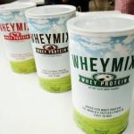Wheymixx Whey Protein เวย์มิกซ์ เวย์โปรตีน ลดน้ำหนัก ควบคุมน้ำหนัก อิ่มนาน เสริมสร้างกล้ามเนื้อ มี3รสชาติ