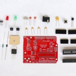 Playduino One DIY (Arduino board Atmega328P-PU)