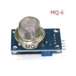 MQ6 Gas Sensor Module (Butane, LPG) - MQ-6