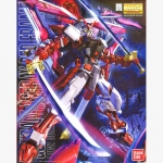 Gundam Astray Red Frame Lowe Guele's Customize Mobile Suit