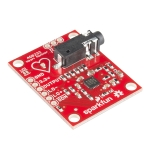 Single Lead Heart Rate Monitor - AD8232 (Sparkfun)