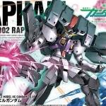 HG00 1/144 Raphael Gundam