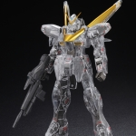 [Expo] MG 1/100 V2 Gundam Ver. Ka Mechanical Clear / Gold Plated Ver.