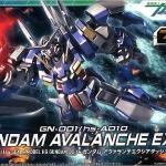 HG00 1/144 Gundam Avalanche Exia Dash