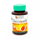 Gaccopene แก๊กโคปีน ฟักข้าวและสารสกัดจากมะเขือเทศ 60 แคปซูล