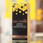 La Mala Serum Bee Venom Advanced Night Repair ลา มาล่า เซรั่มพิษผึ้ง