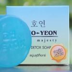 BLUE DETOX SOAP By โฮยอน สบู่บลูดีท็อกซ์ สำหรับผิวหน้า