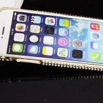 เคสไอโฟน6/6S เคส bumper สีทอง