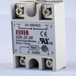 Solid State Relay (SSR) 25A