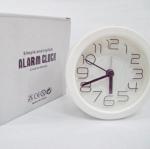 นาฬิกาปลุกสีขาว รหัส 1313