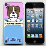 Bull Dog iPod touch5 Case